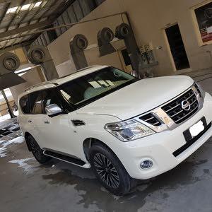 Nissan Patrol 2014 platinum SE Full Option