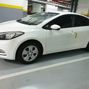 سيارة كيا سيراتو موديل 2014 للبيع بحالة ممتازة جدا
