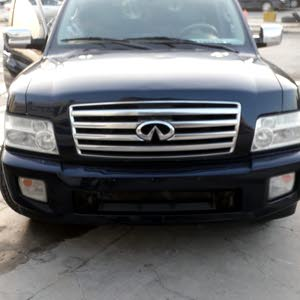 Used condition Infiniti QX56 2007 with 120,000 - 129,999 km mileage
