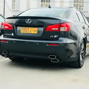 Lexus ISF car for sale 2011 in Muscat city