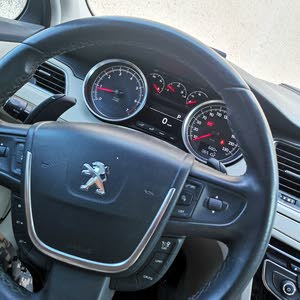 Automatic Peugeot 2015 for sale - Used - Rabigh city