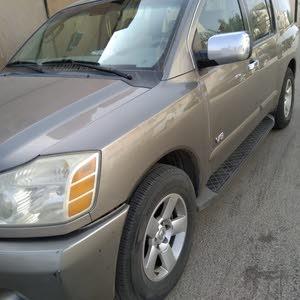 Automatic Nissan 2007 for sale - Used - Al Riyadh city