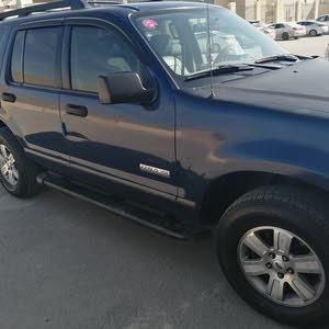 Blue Ford Explorer 2006 for sale