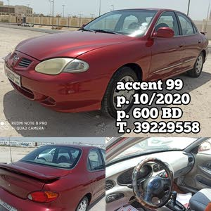 for sale Hyundai accent 1999