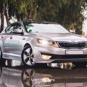 Automatic Gold Kia 2013 for sale