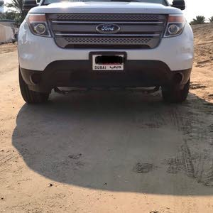 Ford Explorer 2013 - Automatic