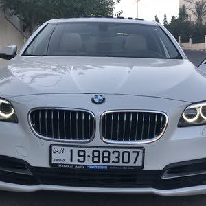 BMW 520 made in 2014 for sale
