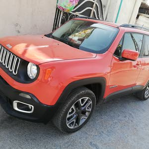 Renegade 2017 - Used Automatic transmission