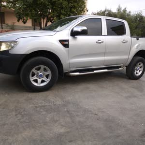 Ford Ranger 2013 For sale - Silver color