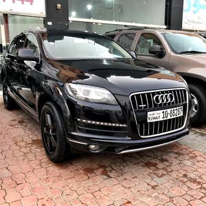 For sale 2012  Q7