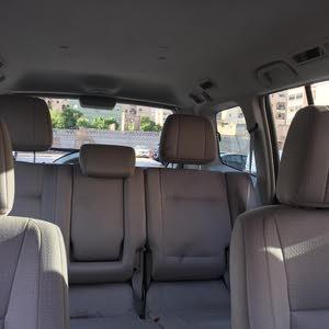 سياره باجيرو بحاله جيده جدا  اللون اسود تكييف ممتاز
