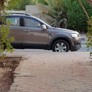 Chevrolet Captiva car for sale 2013 in Basra city