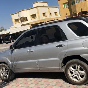 Kia Sportage car for sale 2008 in Muscat city