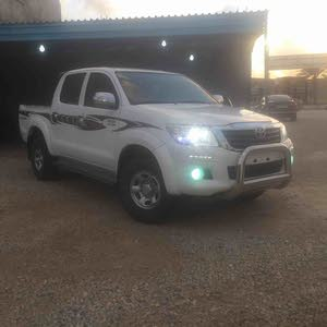 2013 New Hilux with Manual transmission is available for sale