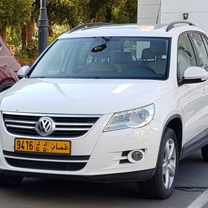VW Tiguan 2011 in very good condition