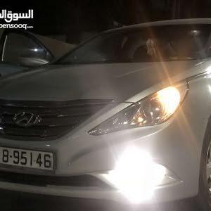 Silver Hyundai Sonata 2010 for sale