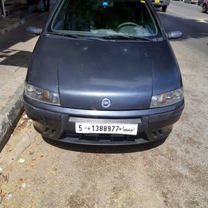 2001 Used Fiat Punto for sale