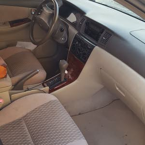 Silver Toyota Corolla 2004 for sale