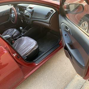 كيا سيراتو موديل 2011 فل اوتوماتيك تبترونك 6 غيار محرك 1600 قوي واقتصادي