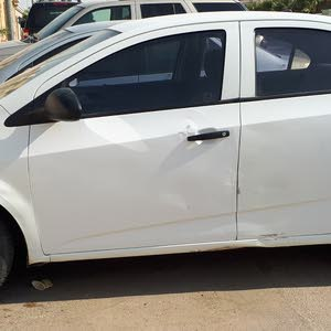 Chevrolet Sonic 2012 For sale - White color