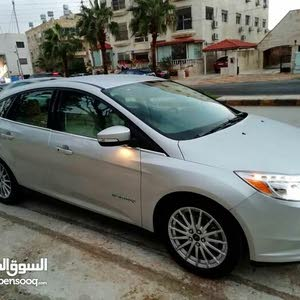 Automatic Silver Ford 2014 for sale