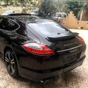 2012 Used Panamera with Automatic transmission is available for sale