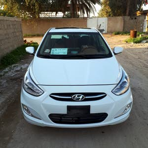 Hyundai Accent car for sale 2018 in Baghdad city
