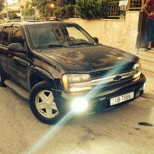Gasoline Fuel/Power   Chevrolet TrailBlazer 2003