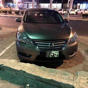 2014 Used Sentra with Automatic transmission is available for sale