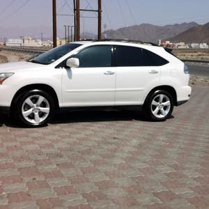 Used condition Lexus RX 2008 with 110,000 - 119,999 km mileage