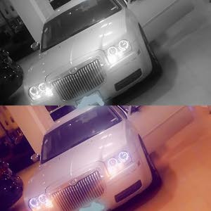 Automatic Silver Chrysler 2007 for sale