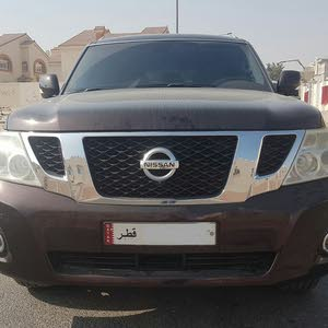 2010 Nissan Patrol for sale in Doha