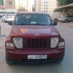 For sale 2011 Maroon Cherokee