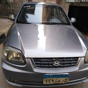 For sale Hyundai Verna car in Cairo
