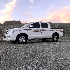 Toyota Hilux 2013 For sale - White color