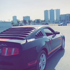 2012 Ford Mustang for sale in Ajman