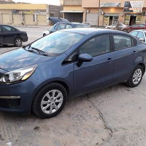 Kia Rio car for sale 2016 in Al-Khums city