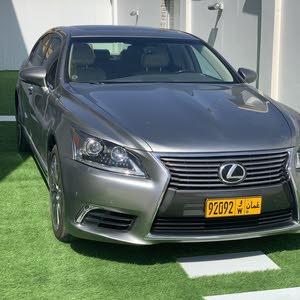 Lexus LS car for sale 2017 in Salala city