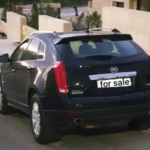 كاديلاك srx 2012 Cadillac