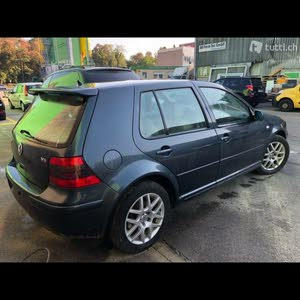 Automatic Grey Volkswagen 2003 for sale