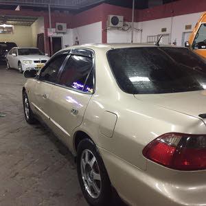 Honda Accord car for sale 2002 in Sohar city
