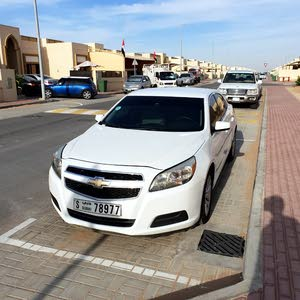 Chevrolet Malibu 2015 110000 km أمريكي بدون حوادث