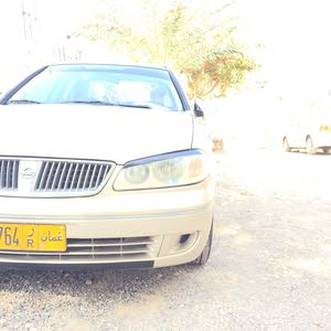 1 - 9,999 km Nissan Sunny 2004 for sale