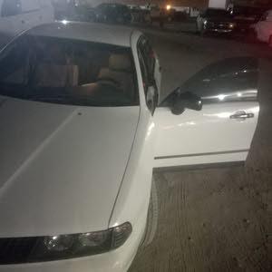 Automatic White Mitsubishi 2004 for sale