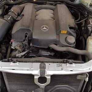مرسيدس E240 بحالة جيدة للبيع