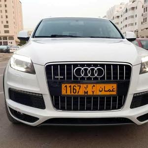 Automatic Audi 2014 for sale - Used - Muscat city