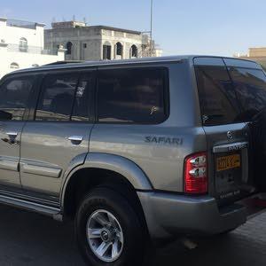 Gasoline Fuel/Power   Nissan Patrol 2003