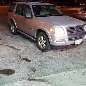 Automatic Silver Ford 2008 for sale