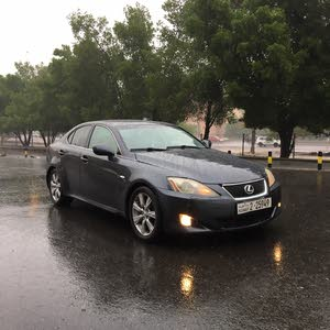 km Lexus IS 2008 for sale