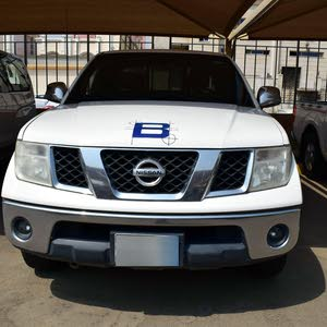 Nissan Navara 2014 For sale - White color